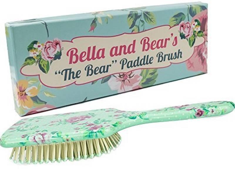 Brosse à cheveux, la brosse bear est la meilleure brosse pour vos cheveux. Nos brosses paddle sont géniales pour tous les types de cheveux. Notre brosse à chaqu TOP 4 image 0 produit