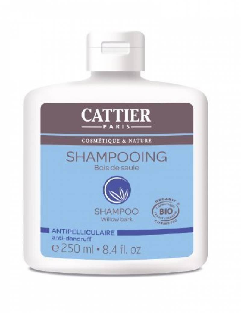 Cattier Shampooing Antipelliculaire Bois de Saule 250 ml Lot de 2 de la marque CATTIER TOP 5 image 0 produit