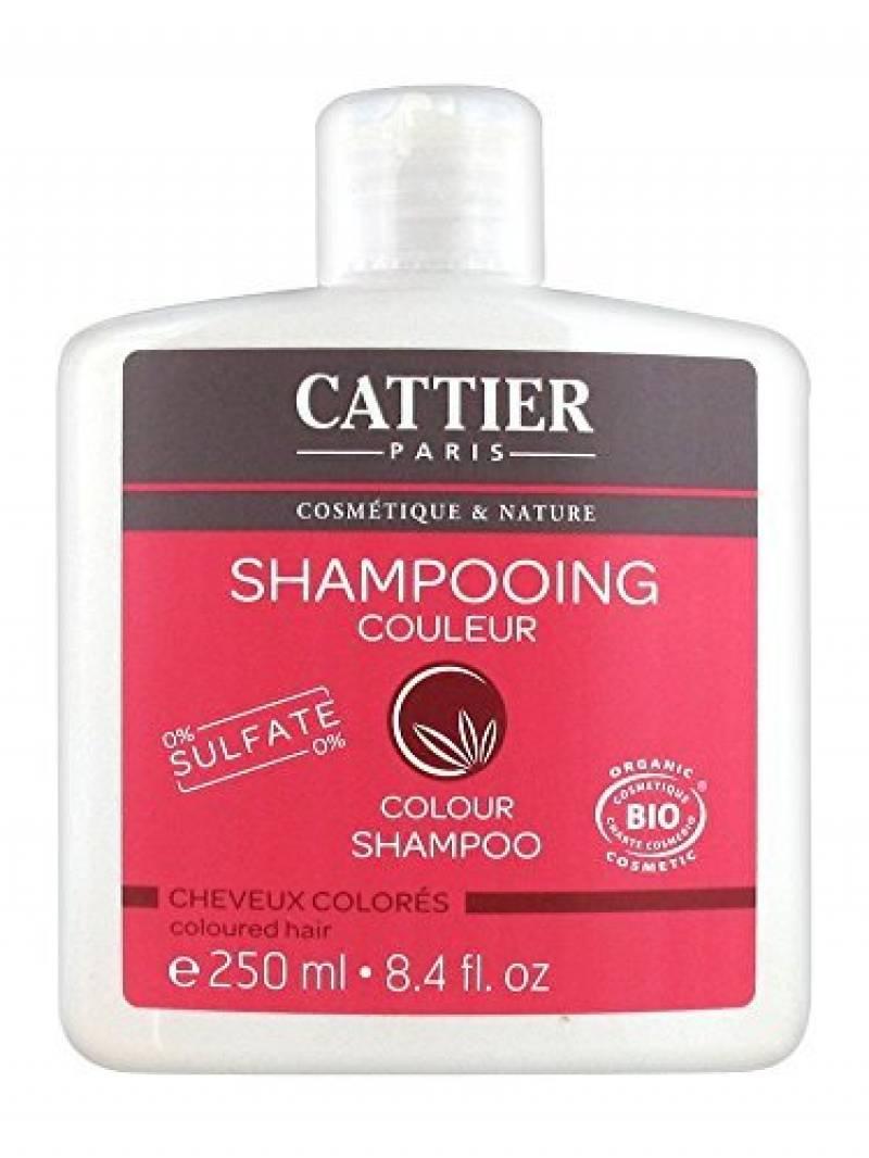 Cattier Shampooing Cheveux Colorés Couleur 250 ml de la marque CATTIER TOP 4 image 0 produit