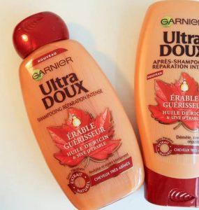 Choisir le meilleur shampooing Garnier principale
