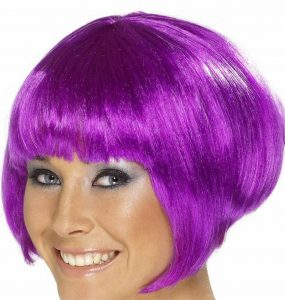 Comparatif des meilleures perruques violettes principale