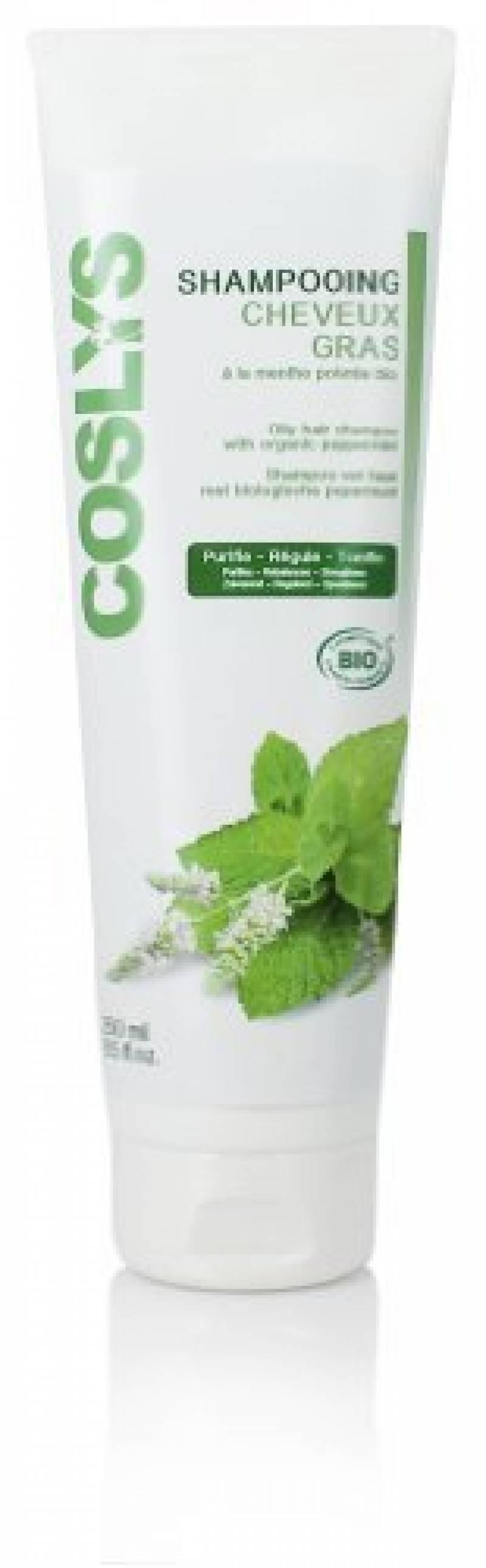Coslys Shampooing Cheveux Gras à l'Extrait de Yucca 250 ml de la marque Coslys TOP 3 image 0 produit
