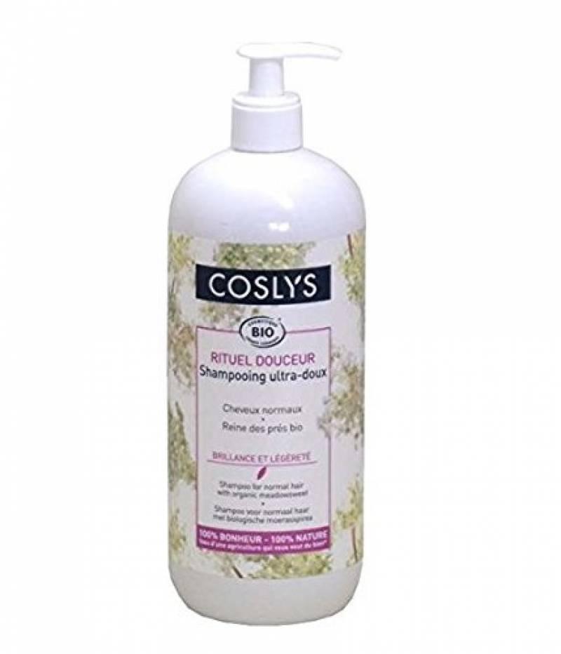 Coslys Shampooing Cheveux Normaux à la Reine des Prés 1 L de la marque Coslys TOP 12 image 0 produit