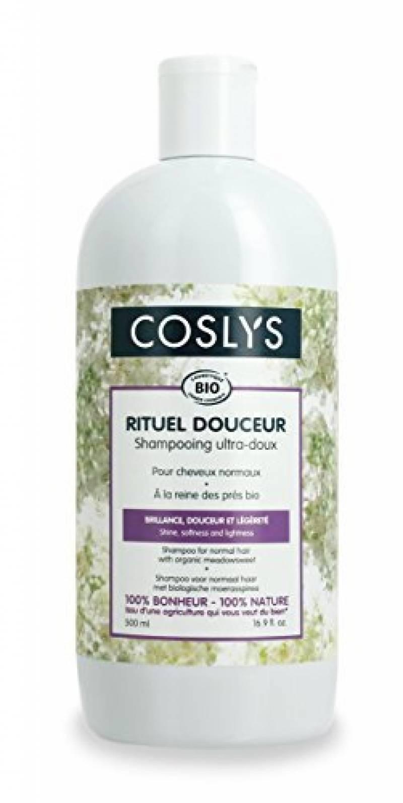 Coslys Shampooing Cheveux Normaux à la Reine des Prés 500 ml de la marque Coslys TOP 11 image 0 produit