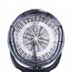 Crisnails® Color Hall Processor, Climazon, Chauffe-cheveux, Inti Ultra Disk Sèche-cheveux- (CM007B) de la marque Crisnails® TOP 2 image 1 produit