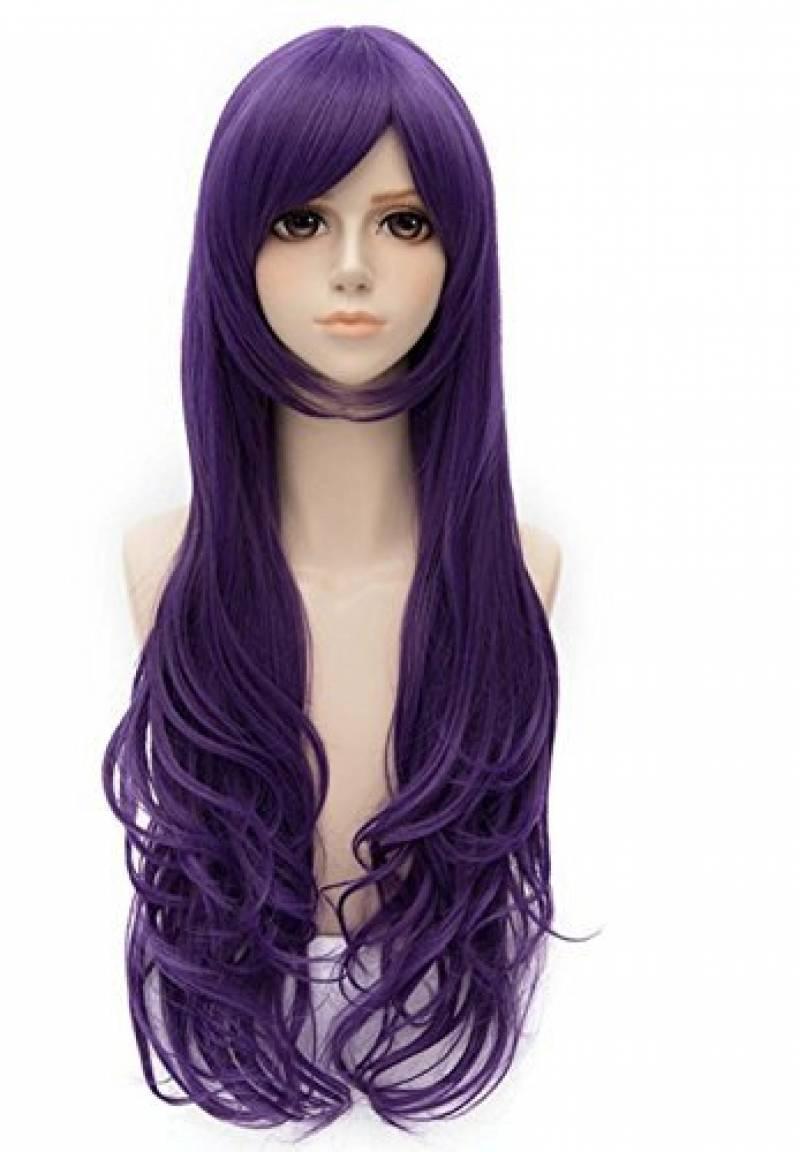 etruke Love Live Nozomi longue bouclée Violet Anime Cosplay perruques de la marque Etruke TOP 3 image 0 produit