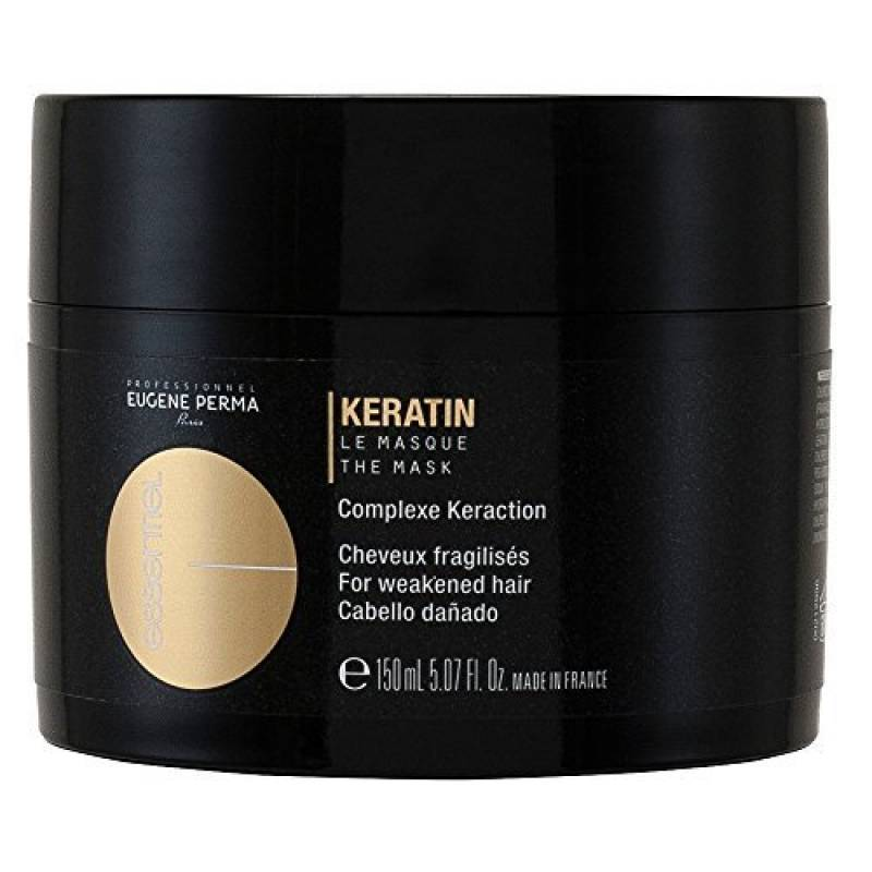 EUGENE PERMA Professionnel Essentiel Keratin Masque pour Cheveux Fragilisés 150 ml de la marque EUGENE PERMA Professionnel TOP 10 image 0 produit
