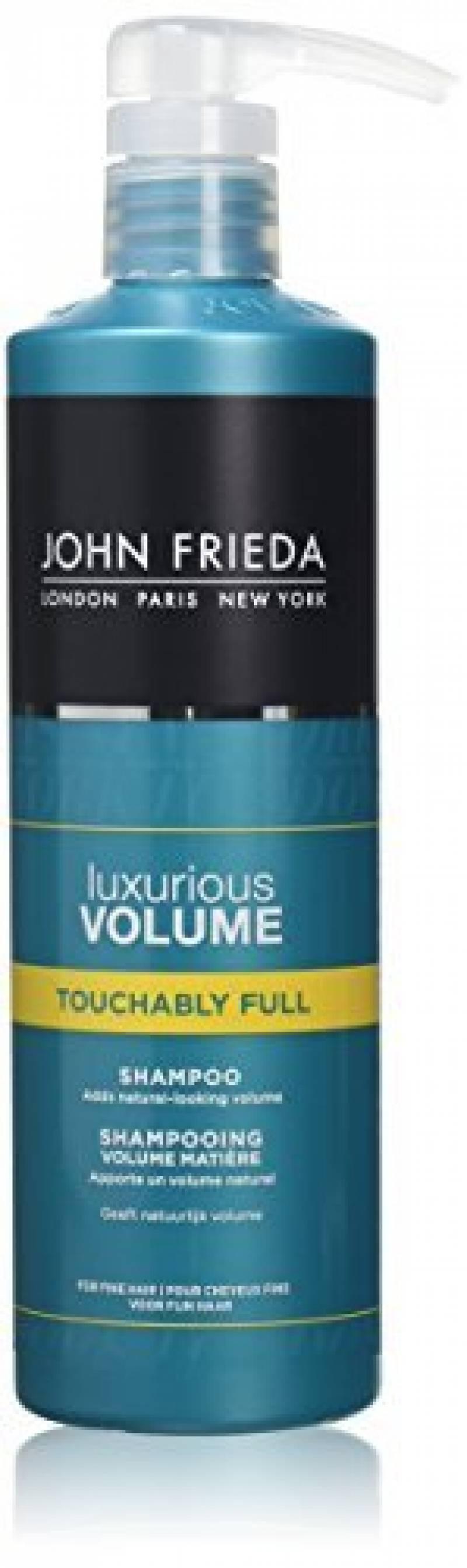 JOHN FRIEDA Luxurious Volume Shampooing 7 Jours 500 ml Modèle aléatoire de la marque John Frieda TOP 7 image 0 produit