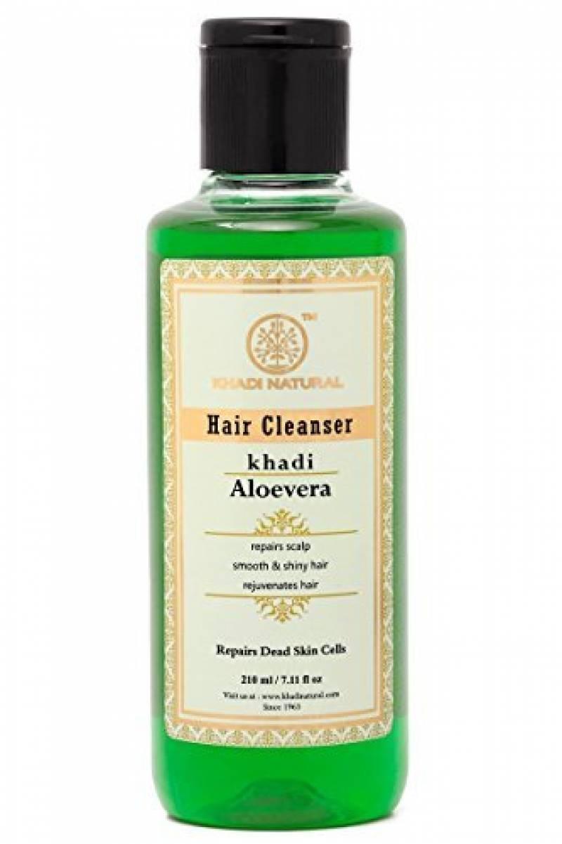 Khadi Herbal Shampooing à l'Aloe Vera 8fl. oz/210ml de la marque Khadi TOP 2 image 0 produit