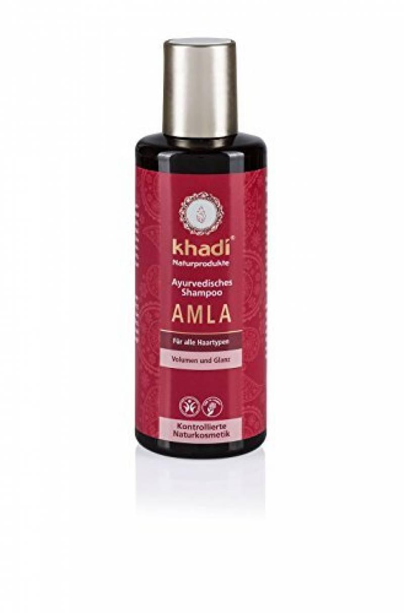 KHADI Shampooing ayurvédique Amla Volume et brillance - 210ml de la marque Khadi TOP 9 image 0 produit