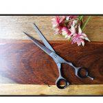 Kovira –Professionnel Ciseaux de coiffeur/barbier – Longueur totale 16,5cm environ– Ciseaux japonais tranchant en Inox & Vis de Réglage de Tension précise de la TOP 6 image 2 produit