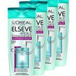 L'Oréal Paris Elsève Argile Extraordinaire Shampooing Beauté 250 ml - Lot de 4 de la marque Elsève TOP 3 image 0 produit