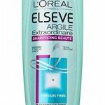 L'Oréal Paris Elsève Argile Extraordinaire Shampooing Beauté 250 ml - Lot de 4 de la marque Elsève TOP 3 image 1 produit