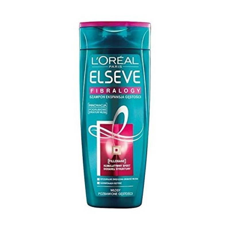 L'Oréal Paris Elsève Fibralogy Shampooing Créateur de Matière 250 ml - Lot de 4 de la marque Elsève TOP 2 image 0 produit