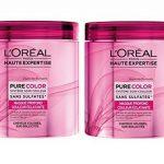 L'Oréal Paris Pure Color Masque Cheveux Colorés Lot de 2 x 200 ML de la marque L'Oréal Paris TOP 3 image 0 produit