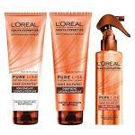 L'Oréal Paris Routine Pure Liss : Shampoing + Après-shampoing + Masque de la marque L'Oréal Paris TOP 8 image 0 produit