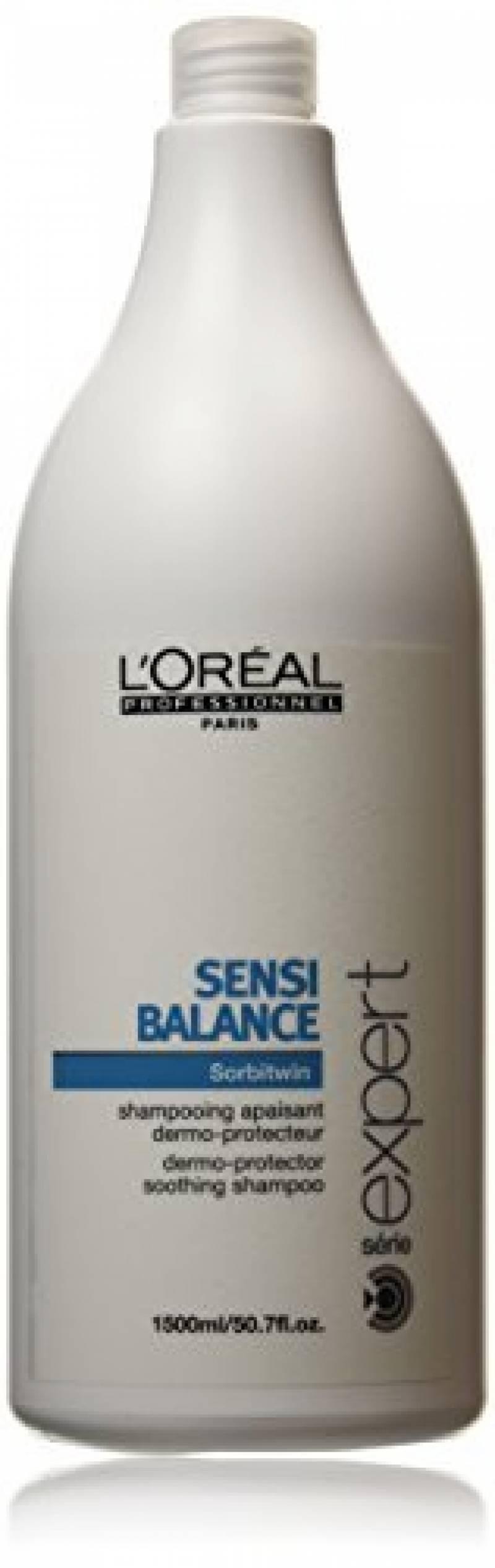L'Oréal Professionnel Shampooing Apaisant Sensi Balance 1500 ml de la marque L'Oréal Professionnel TOP 2 image 0 produit