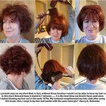 Meilleure brosse à cheveux ronde avec poils en sanglier naturels pour sèche-cheveux (5,3 cm) - Outil élégant de cheveux de qualité de salon profession pour Chev TOP 12 image 2 produit