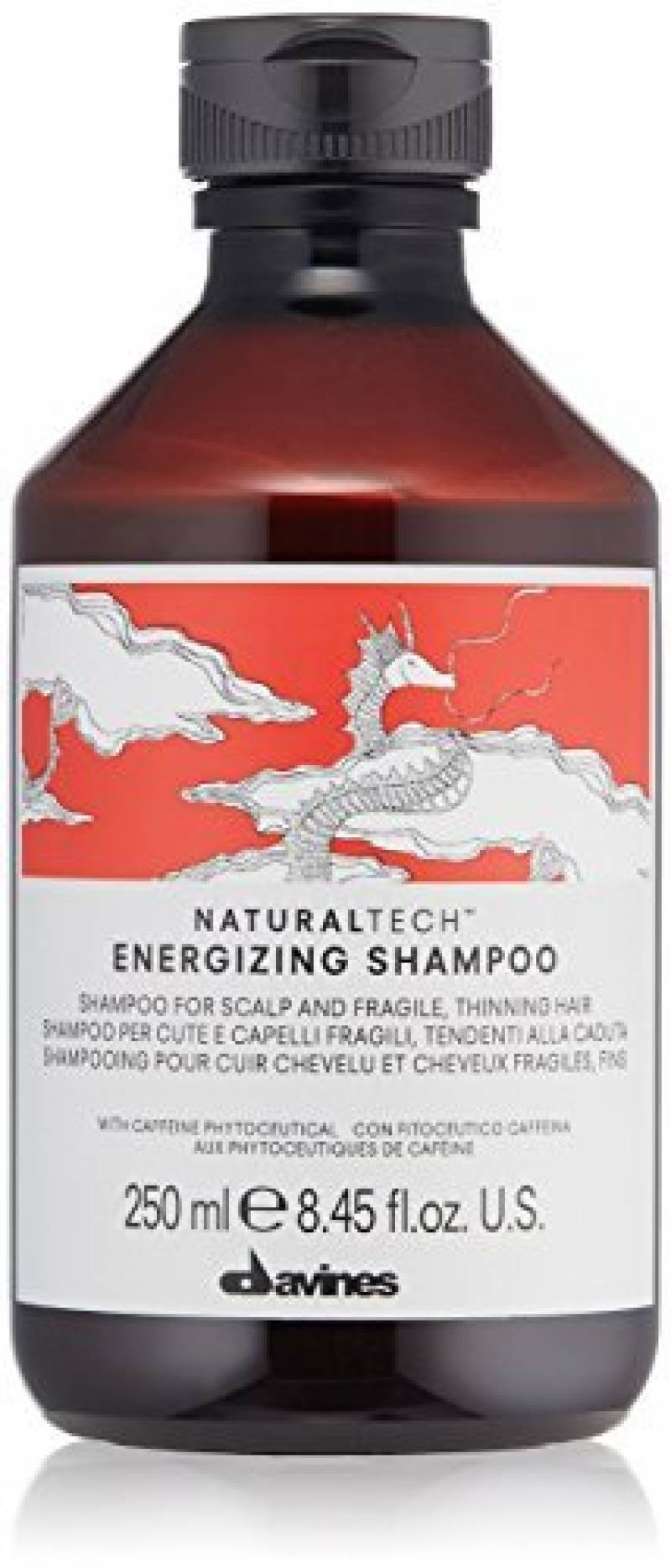 Natural Tech Energizing Shampoo 250 ml de la marque Davines TOP 10 image 0 produit