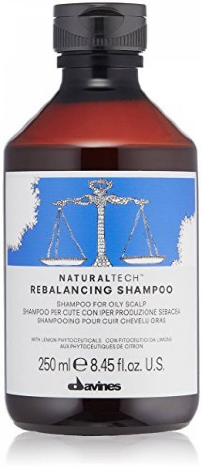 NATURALTECH rééquilibrage shampoing 250 ml de la marque Davines TOP 3 image 0 produit