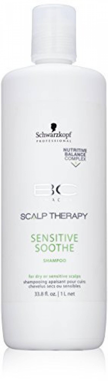 Schwarzkopf Bc Scalp Therapy Shampooing Apaisant 1000 ml de la marque Schwarzkopf TOP 1 image 0 produit