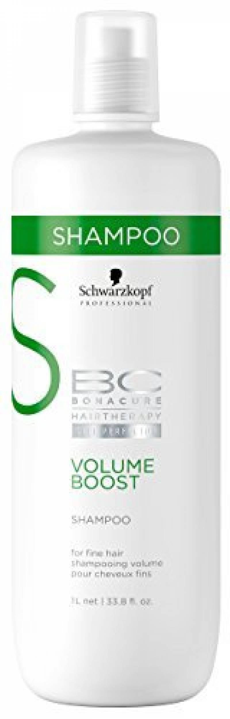 Schwarzkopf Bc Volume Boost Shampooing 1000ml de la marque Schwarzkopf TOP 3 image 0 produit