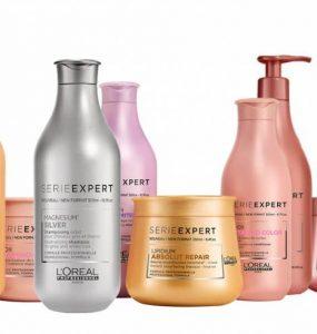 Shampooing l'Oréal : seulement puisque vous le voulez bien principale