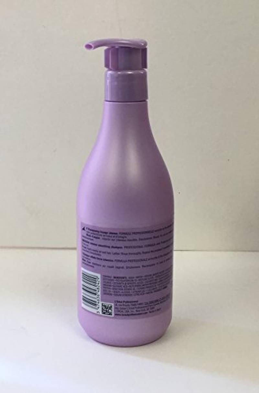 Shampooing Lissage Intense Liss Unlimited 500ml de la marque L'Oréal Professionnel TOP 3 image 0 produit