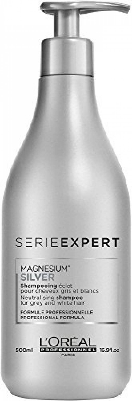 Shampooing Silver Déjaunissant 500ml de la marque L'Oréal Professionnel TOP 8 image 0 produit