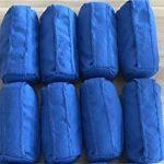WPQES dormir le style bigoudi, 12 ordinateurs les bigoudis, éponge de rouleaux (bleu 4 L+ 8 M) de la marque WPQES TOP 1 image 2 produit