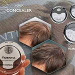Fidentia Hair Shader poudre capillaire densifiante, correcteur de racine et de cheveux gris 12g, Noir - Black de la marque Fidentia TOP 2 image 1 produit