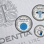 Fidentia Hair Shader poudre capillaire densifiante, correcteur de racine et de cheveux gris 12g, Noir - Black de la marque Fidentia TOP 2 image 2 produit