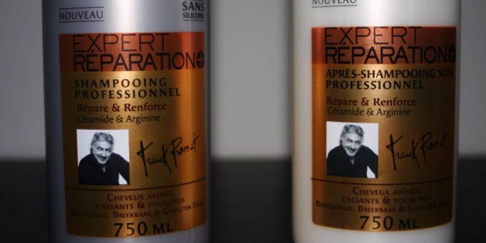 Franck Provost et ses meilleurs shampooings principale