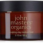 JOHN MASTERS ORGANICS Pâte Coiffant à l'Argile, 60g de la marque john masters organics TOP 4 image 0 produit