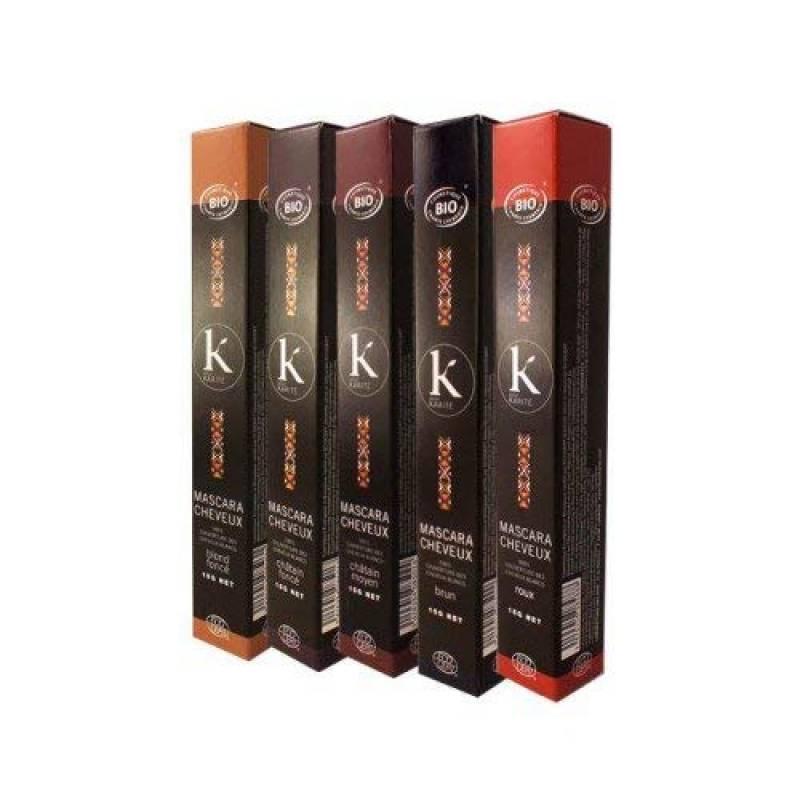 K pour Karité Mascara Châtain Moyen N° 4 15 g de la marque K Pour Karité TOP 5 image 0 produit