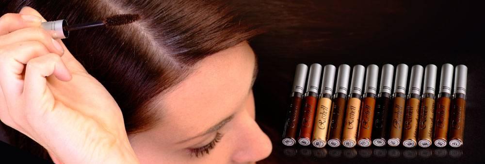 Les avantages du mascara pour les cheveux principale