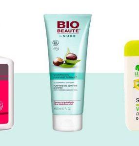 Les différents types de shampooing bio en vente sur le marché principale