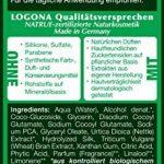 Logona - 1003shabri5 - Soin et Beauté du Cheveu - Shampooing Brillance à l'Ortie - 500 ml de la marque Logona TOP 4 image 1 produit