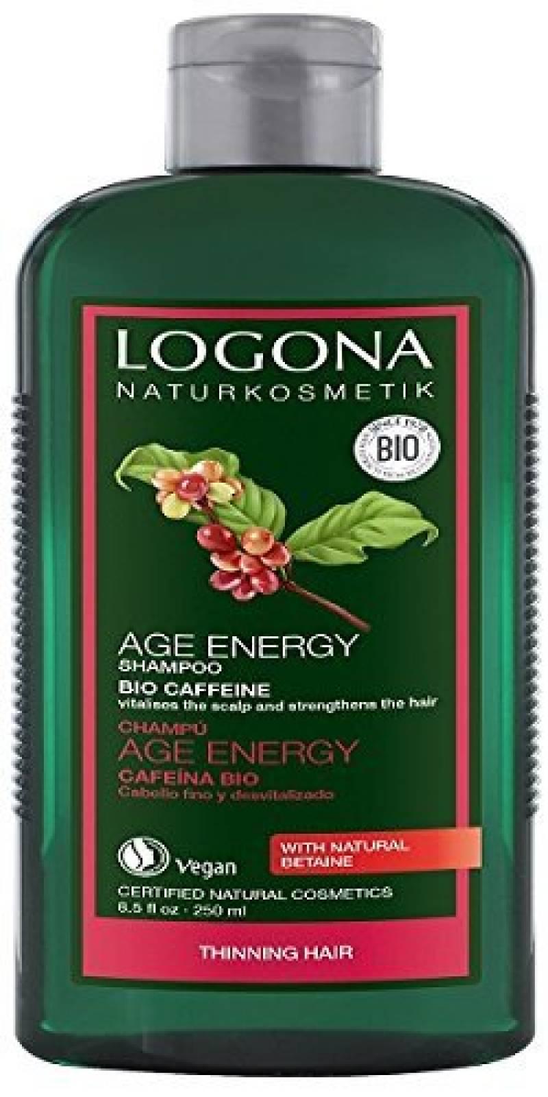 Logona - Shampoing Age Energy caféiné bio - 250 ml de la marque Logona TOP 2 image 0 produit