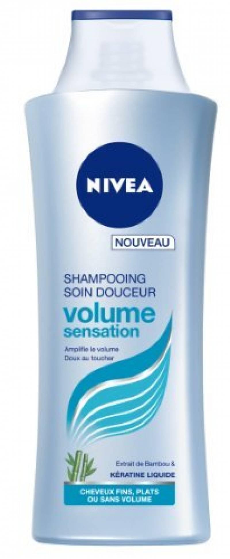 Nivea Shampooing Volume Sensation 400 ml de la marque NIVEA TOP 1 image 0 produit