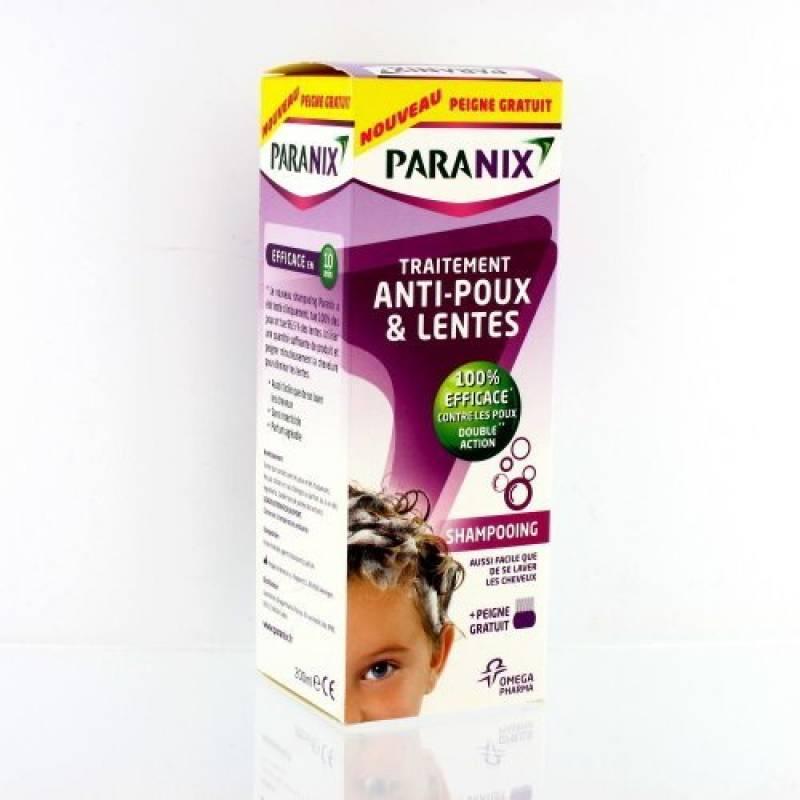 Paranix Traitement Anti-Poux Lentes Shampooing 200ml de la marque Paranix TOP 1 image 0 produit