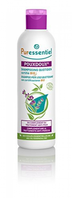 Puressentiel Pouxdoux Shampooing Quotidien Bio 200 ml de la marque Puressentiel TOP 7 image 0 produit