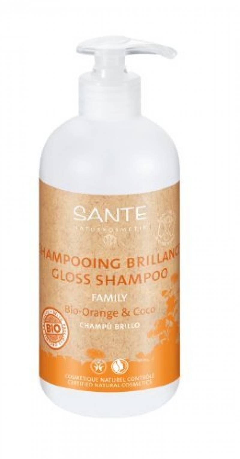 Santé - 2024shabriXL - Family - Hygiène Corporelle - Shampooing Brillance Orange et Coco Bio - 950 ml de la marque Santé TOP 6 image 0 produit