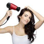 Aigostar Linda 32GQT - Sèche-cheveux compact de voyage avec manche pliable. Puissance de 1400 watts, 2 vitesses, double voltage et protection contre la surchauf TOP 7 image 2 produit