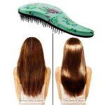 Brosse cheveux, la meilleur hair brush pour les cheveux secs ou mouillés, géniale pour les adultes et les enfants, plus nœuds pour tout le monde. de la marque B TOP 11 image 2 produit