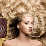 Brosse à Cheveux Pagaie en Bambou Infusée à l'Huile d'Argan Pure Tout Simplement Magnifique. Infusé à l'Huile d'Argan 100% pour Améliorer Éclat, TOP 1 image 3 produit