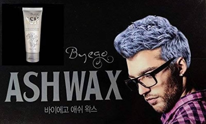 Byego Silver Ash Hair Wax 100g - Argent temporaire Cheveux gris pour hommes Femmes - Couleur facile Cheveux gris sans dommage de la marque Byego TOP 6 image 0 produit