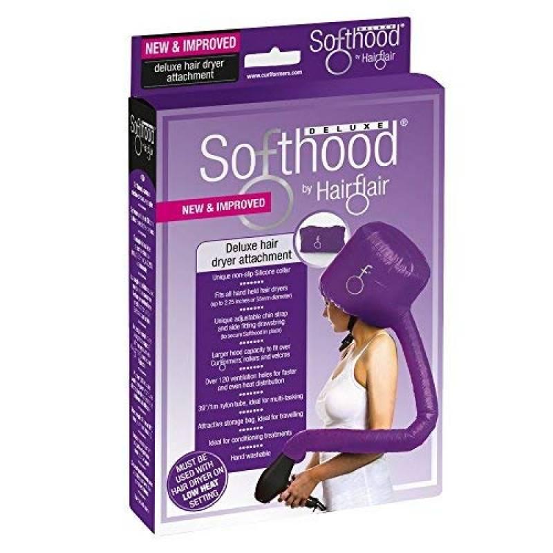 Casque sèche cheveux couleur mauve de la marque Hair Flair Ltd TOP 4 image 0 produit