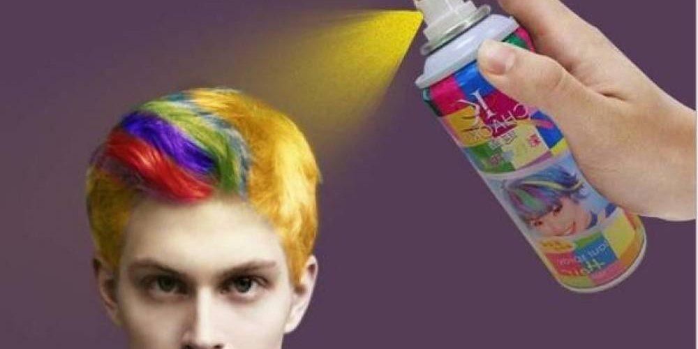 Choisir parmi les meilleurs sprays colorants pour cheveux temporaires principale