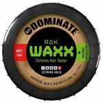Dominate Produits de Salon Rok Waxx Cire Coiffante avec Cire d'Abeille, Fixation Extra-forte avec un effet mouillé défini, 85g de la marque Dominate TOP 4 image 0 produit